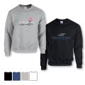 CREWNECK SWEATSHIRT - Embroidered Full Chest