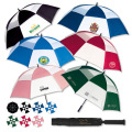 "MACH 1 VENTED UMBRELLA 66"" - Plain"