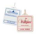 RESORT BAG TAG - SQUARE